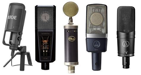 16 Best Recording Microphone For Vocals 2019