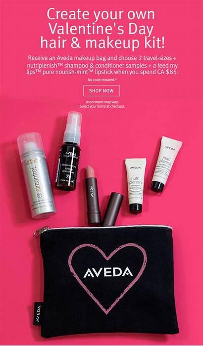 Gift Aveda Makeup Hair Beauty Gwp Valentines