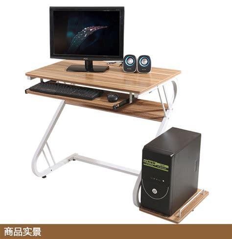 simple fashion desktop computer desk home laptop computer