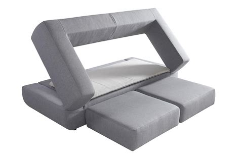 canapé convertible microfibre 3 places canape convertible 3 places tissu microfibre gris totti