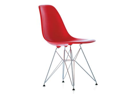 eames plastic side chair dsr  vitra stylepark