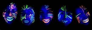 Maquillage Fluo Visage : maquillage fluo visage ~ Farleysfitness.com Idées de Décoration