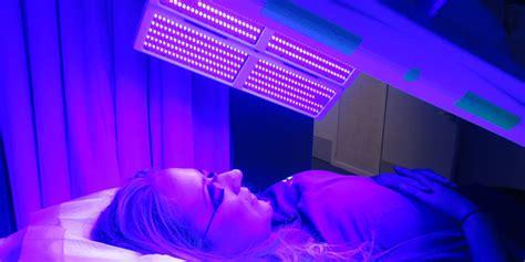 blue light treatment light therapies hutt skin clinic