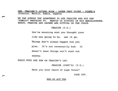 tv script template how to write for tv a step by step guide to starting your
