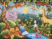 trending jungle wall mural Trending Jungle Wall Mural - Patio Design #914