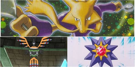 10 Underrated Psychic Pokemon (That Are Actually Very Strong)