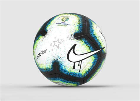 Nike Rabisco 2019 Copa América Match Ball   Equipment