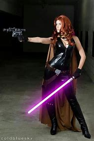 Mara Jade Skywalker Cosplay