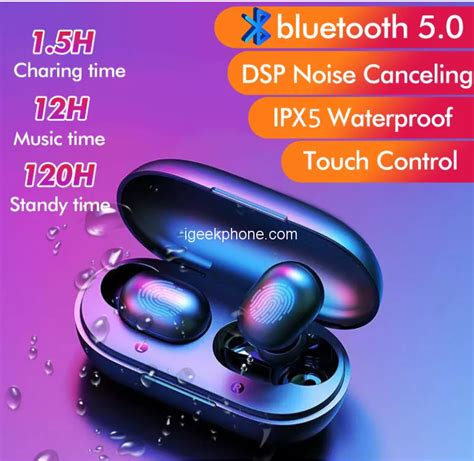 xiaomi haylou gt review  tws wireless bluetooth