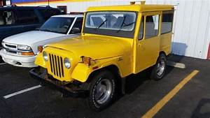 1971 Jeep Dj5 Postal Runs But Needs Work No Reserve Not