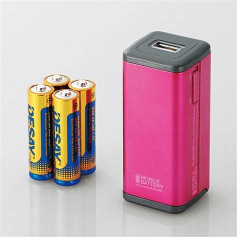portable battery charger for iphone elecom portable battery charger for iphone gadgetsin