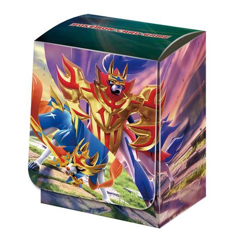 pokemon card game sword shield tcg december merchandise