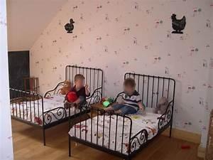 Deco Chambre Bebe Ikea : idee deco chambre bebe ikea ~ Teatrodelosmanantiales.com Idées de Décoration