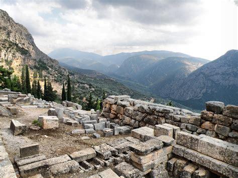 Delfos, Delfi (Grecia, Greece, Hellas) - a photo on Flickriver