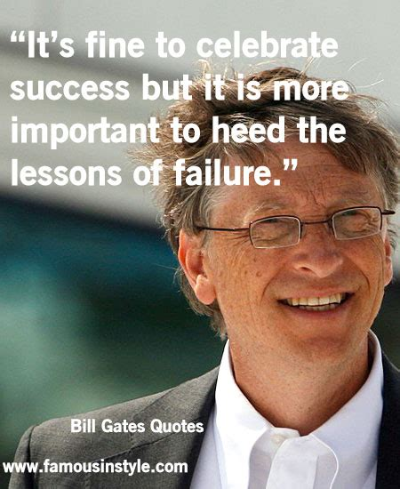19 Inspiring Bill Gates Quotes on Success and Life ...