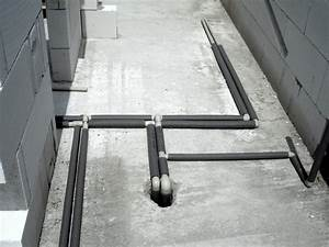 Rozvody vody material