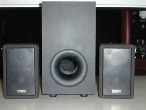 Cambridge Soundworks Ensemble Ii Speakers For Sale