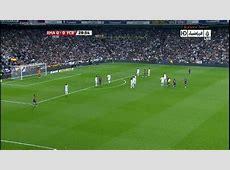 Real Madrid vs Barcelona 02 1st half Highlights 10