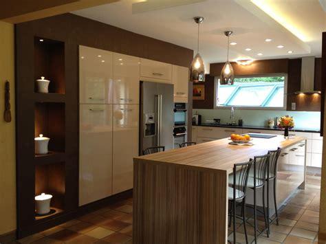 ilot bar cuisine ikea cuisine avec îlot central cuisines cuisine