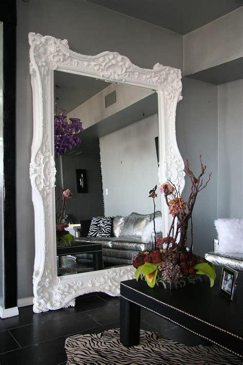 floor mirror living room floor mirrors the vandallist