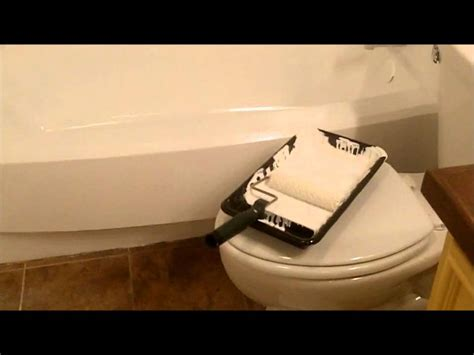 painting tubs and showers how to paint a bathtub
