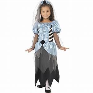 Gothic Kleidung Auf Rechnung : kleine gothic gruselbraut kinderkost m ~ Themetempest.com Abrechnung