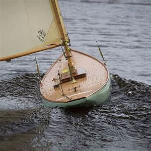 U201cone Of Our 6mt Class Yachts Going Down Wind U201d