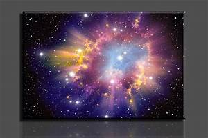 1 piece picture sell milky way planets modern home wall ...