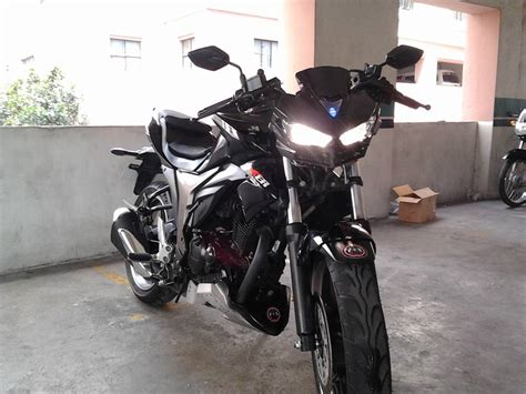 Modified Gixxer Bike by Modified Suzuki Gixxer 155 Black Dual Headlights Modifiedx