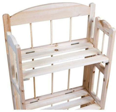 folding shelf unit bookcases shelving storage ebay
