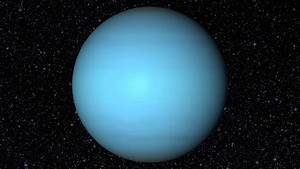 Uranus Full Rotation