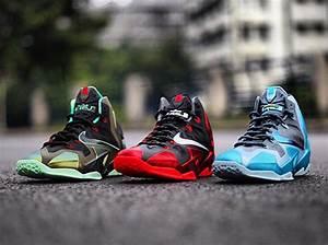 """Nike LeBron 11 """"Gamma Blue"""" - Release Date - SneakerNews.com"""
