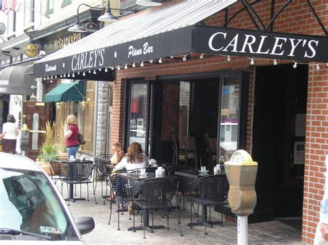 cafe awning carleys piano bar kreiders canvas service