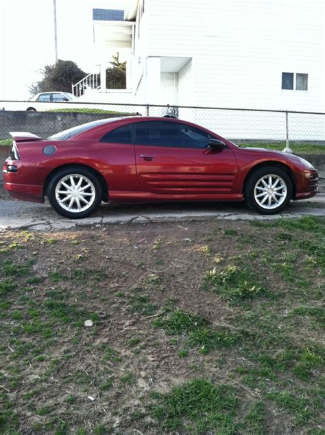 Mitsubishi Eclipse Gt For Sale by 2000 Mitsubishi Eclipse Gt For Sale Charleston West Virginia