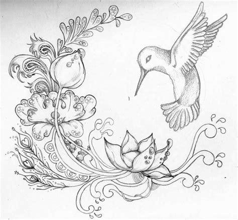 Flower Sketch Odd