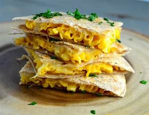 Mac And Cheese Quesadillas Recipe - Food.com
