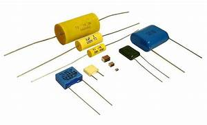Types Of Capacitor And Their Applications