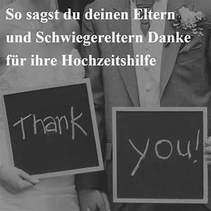 Geschenke Für Schwiegereltern : dankesch n geschenke zur hochzeit so machst du deine ~ A.2002-acura-tl-radio.info Haus und Dekorationen