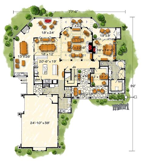 high end house plans high end mountain house plan with finished lower level