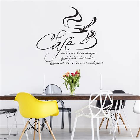 stickers citation cuisine sticker citation cuisine le café est un breuvage qui fait