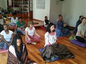 Vipassana Group Sit at Indie Yoga, Johannesburg