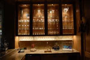 cabinet lighting ideas kitchen cabinet lighting contemporary wine cellar houston by illuminations lighting design