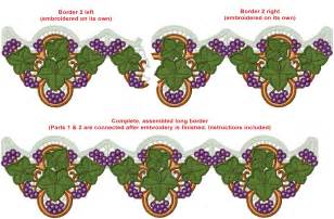 Free Machine Embroidery Lace Designs