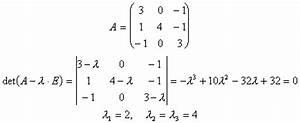 Matrix Eigenwerte Berechnen : kapitel 10 tensoren quadratische formen ~ Themetempest.com Abrechnung