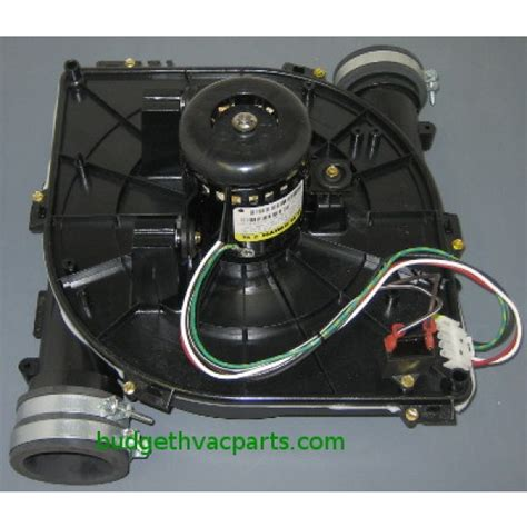 carrier inducer fan motor 326058 757 carrier draft inducer assembly