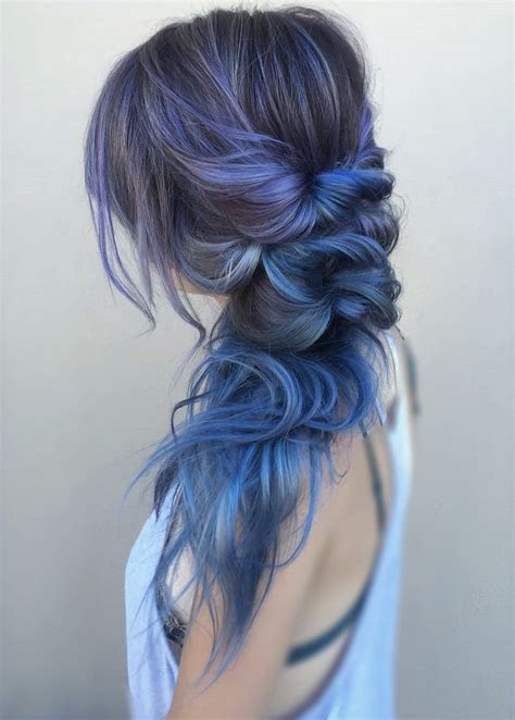 21 Blue Hair Ideas That Youll Love Hair Styles Hair