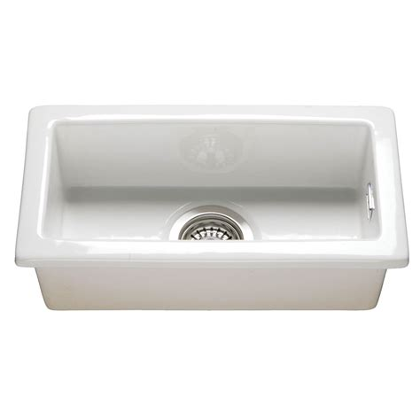 small ceramic kitchen sinks rak ceramics gourmet kitchen sink gosink7 1 bowl white 5360