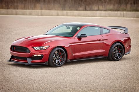 Confirmed 2017 Shelby Gt350 Mustang Gains More Standard