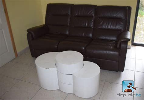 canapé confort luxe canapé 3 places confort luxe électrique ref 3 à vendre