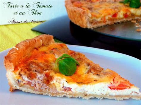 amour de cuisine tarte a la tomate amour de cuisine